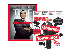 TIME + Businessweek