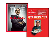 TIME + Economist(Print+Digit)