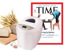 TIME40期+三洋全自動製麵包機 SKB-8103