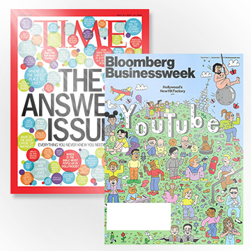 TIME36期+Bloomberg Businessweek50期