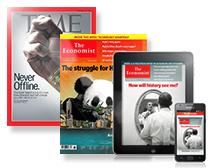 TIME+經濟學人(紙本+Digital)