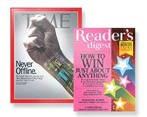 TIME + 讀者文摘(英文版)