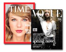 TIME+VOGUE(Print+iPad)各一年
