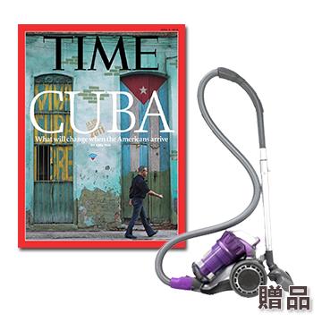 TIME108期『送』聲寶吸力不衰減吸塵器