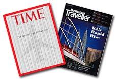 TIME40期+BusinessTraveller(英文版)10期