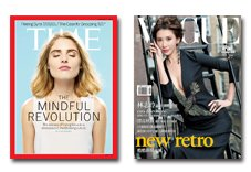 TIME40期+Vogue中文12期