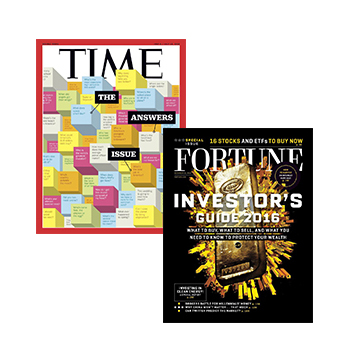 TIME40期+FORTUNE14期