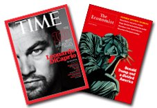 TIME40期+Economist(Print)51期