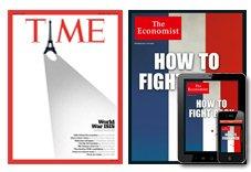 TIME40期+Economist(P+D)51期