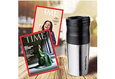 TIME40期+Thomson電動研磨咖啡隨行杯(贈品)