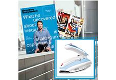 美國商業週刊50期+TECO旅行/家庭蒸汽電熨斗(贈品)